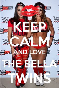 I love the Bella Twins ❤️my fav divas and happy Nikki Bella is the divas champion and Nikki deserves to be the divas champ so does Brie they both deserve to be divas champion #THE BELLA TWINS #TEAM BELLA ❤️❤️