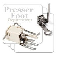 Shop the Presser Feet Department