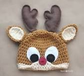 how to make reindeer face - Google Search