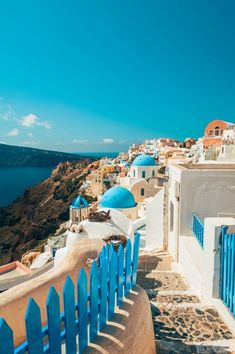 Footpath in Oia Santorini Greece Greece Travel Destinations Greece Photography, Travel Photography, Best Places To Travel, Places To See, Dream Vacations, Vacation Spots, Vacation Club, Vacation Resorts, Cruise Vacation