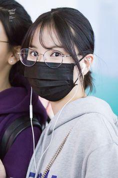 Gfriend-Eunha 180402 Gimpo Airport