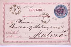 1886 Ephemera
