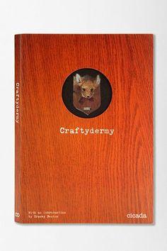 #craftidermy