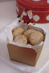 Mes petites fiches cuisine...: Sablés fondants aux noix de pécan