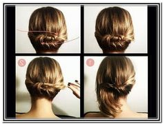Updos For Long Hair How To Do It Yourself