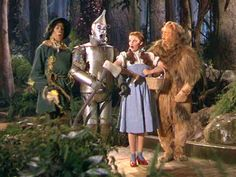 """The Wizard of OZ""-quite possibly one of the most beloved movies of all time and one of my favorite shows to have been in or worked on.  I have such a special place in my heart for this show and film."