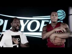 Black Eyed Peas - Awesome (2015 NBA Playoffs Commercial)