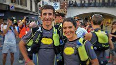 . Javi Domínguez terminó quinto en las cien millas del UTMB2016. El mejor…