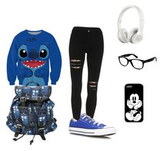 Another Outfit. by mikaylapressley9 on Polyvore featuring polyvore, fashion, style, Converse, Beats by Dr. Dre, Ray-Ban, women's clothing, women's fashion, women, female, woman, misses and juniors