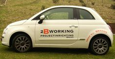 Joris Brands | 2Bworking projectinrichting | Fiat 500C