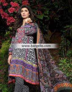 WL8456 Embroidered Lawn Suits Summer Season Umer Sayeed Lawn April 2015 - UK USA Canada Australia Saudi Arabia Bahrain Kuwait Norway Sweden New Zealand Austria Switzerland Germany Denmark France Ireland Mauritius and Netherlands
