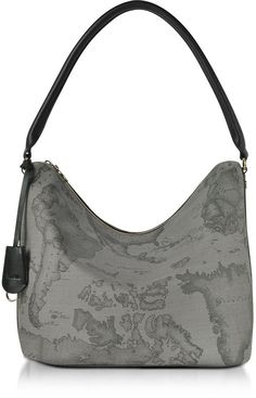 Alviero Martini Dark Night Medium Shoulder Bag