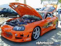 1995 Toyota Supra Turbo- Fast and Furious