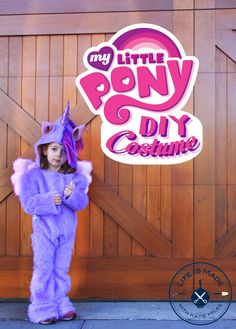 How to Make a My Little Pony Costume