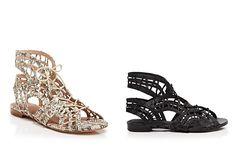 3d5dfddbf2c3 Joie Caged Flat Sandals - Renee Designer Sandals