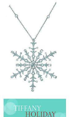Tiffany snowflake siempre he querido uno y ua llave