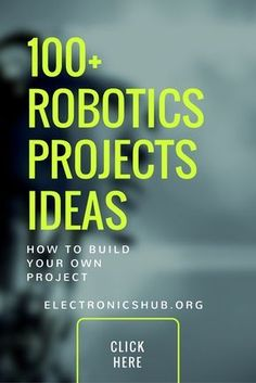 100+ Robotics Projects for Final Year Engineering Students | Tech ...