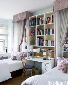 Bedroom Ideas For Teenage Girls Sharing A Room room for 2 sisters /quarto para 2 irmãs | kid's room | pinterest