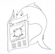 Fishy Business #3  La DéPêche Maritime #3 (anciennement connu sous le nom « Les Affaires Maritimes ») : Le poisson met la rate au court-bouillon !  #Rebellis #AFishOnFriday #FishyBusiness