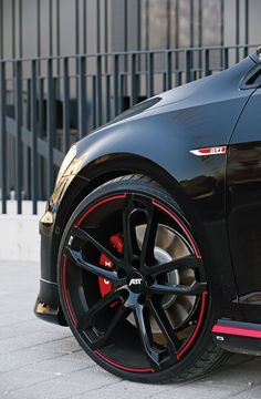 2015 VW GTI ET40 wheel 26