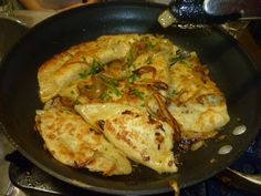 Polish Style Pierogi with Brown Butter and Onions
