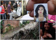 Adolescente de Sertânia é morta em soterramento no Recife | S1 Noticias