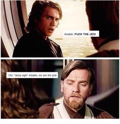 This is what I had in mind all the time like seriously Anakin