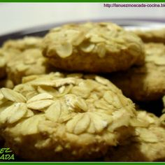 Biscotti d'avena vegan