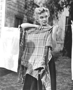 Marilyn Monroe 1952 – Clash by Night