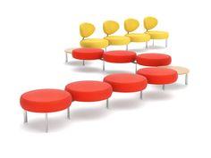 Versteel OH modular soft seating, Roberto Lucci Design