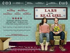 "Lars and the Real Girl Lars and the Real Girl, a film released in 2007, is about a young man with an at first unspecified ""specialness,"" possibly a mental disability, who takes a mail-ordered blow-up doll as a girlfriend. Because Lars is gentle and..."