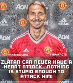Just some Zlatan facts Tag a friend By @iamibrafacts - Tag @ElationFootball and use #ElationFootball to get featured