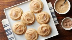 The lesson: We should've been putting brown butter and snickerdoodles together a long time ago!