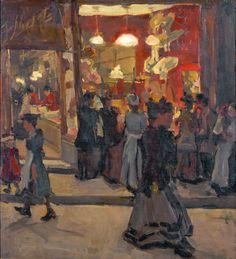 Isaac Israels ~ Dutch Impressionist painter