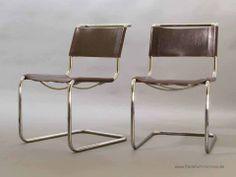 Die 7 Besten Bilder Von Bauhaus Klassiker Stahlrohrstühle Von
