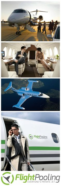 $499 x seat. Private Jets are not just for the ultra rich. www.flighpooling.com #FlightPooling #Charter