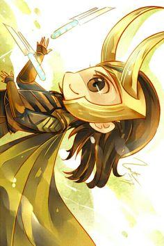 Loki    Thor Ragnarok    Cr: イオナタヴィコ