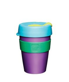"Keepcup - Original - ""Element"" (M) Standard Coffee, Glass Coffee Cups, Reusable Coffee Cup, Planter Pots, Mugs, The Originals, Tableware, Choices, Store"