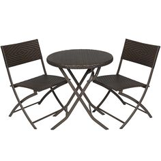 best choice products 4pc wicker outdoor patio furniture set rh uk pinterest com