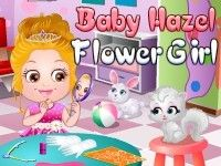 Wow! Baby Hazel has got invitation with a request to be her Aunt Lisa's Flower girl on her wedding. Play Baby Hazel Flower Girl game on topbabygames.com at http://www.topbabygames.com/baby-hazel-flower-girl.html