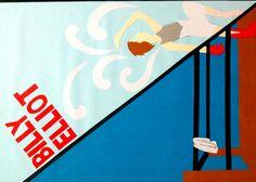 Billy Elliot - projeto gráfico - poster