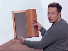 WATCH: Elon Musk Unveils the Tesla Solar Roof with Solar Shingles