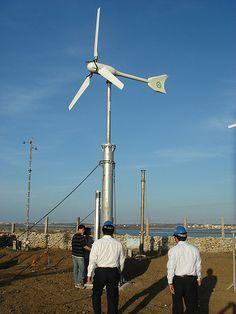 Do it yourself wind mill blueprints and plans. http://www.diywindturbine.us/ small wind turbine Windspot in Penghu University More info on Wind Turbine for homes @ www.ourenewablenergy.com