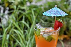 exotic-n-easy cooking: Fruity Ice-Tea