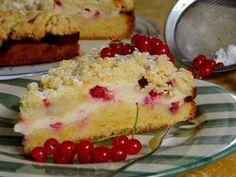 Beste Rezept: Ribisel Topfen Kuchen mit Streusel