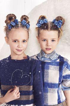 Jakioo Fall Winter 2016 #Jakioo #Monnalisa #kidswear #kidsfashion #fashion…