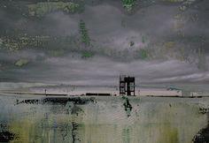 "Koen Lybaert; Photograph, 2013, Mixed Media ""Overpainted Photograph N°044"""