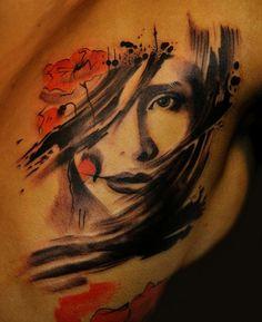 Awesome portrait tattoo designs - ego-alterego.com