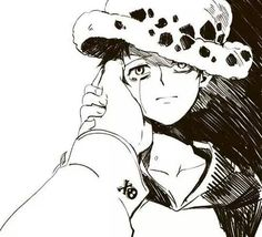 one piece , trafalgar law