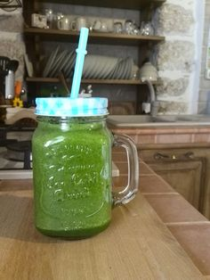 My green smoothie!